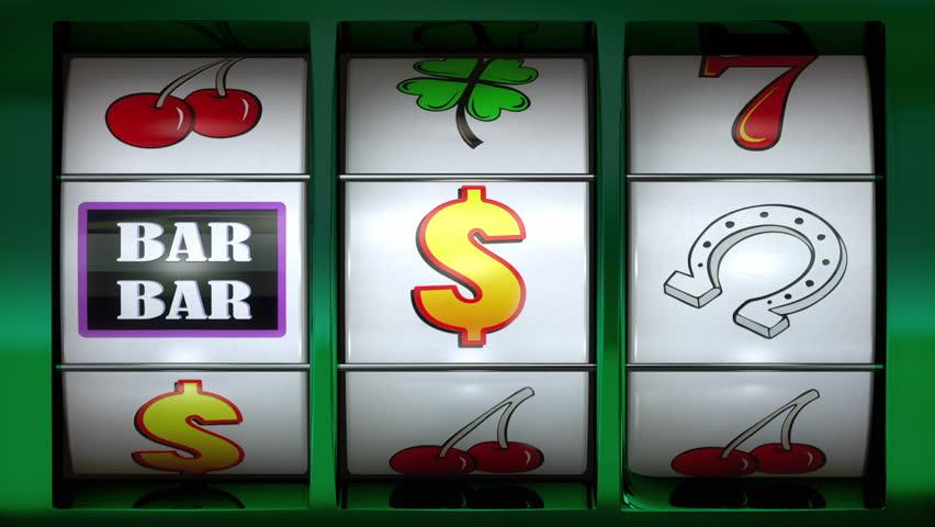 Slot Machine animation showing winning | Shutterstock HD Video #24255380