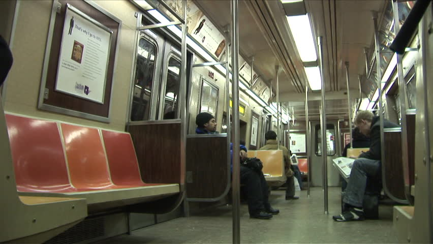 new york ny cicra march 2006 interior of a subway car in new york the mta operates all of. Black Bedroom Furniture Sets. Home Design Ideas