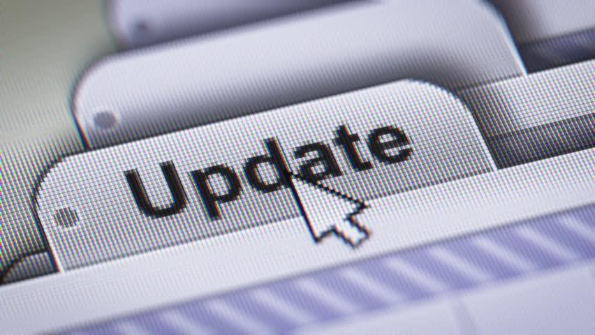 """Update"" on the File. | Shutterstock HD Video #25198193"