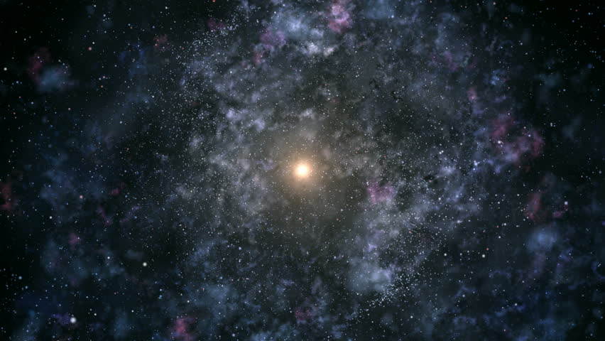 Seamlessly loopable animation of traveling through the star clouds of the galaxy | Shutterstock HD Video #25202495