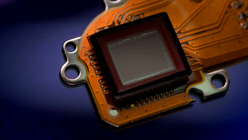 Matrix from a close-up camera | Shutterstock HD Video #25230512