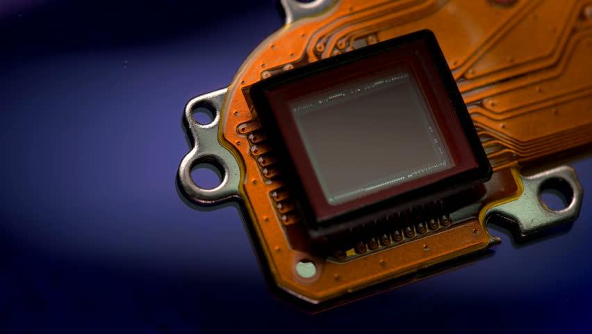 Matrix from a close-up camera | Shutterstock HD Video #25230521