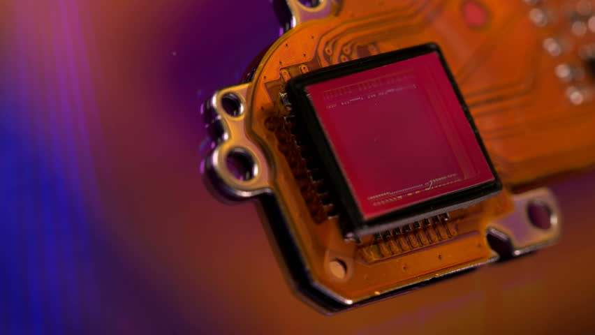 Matrix from a close-up camera | Shutterstock HD Video #25230539
