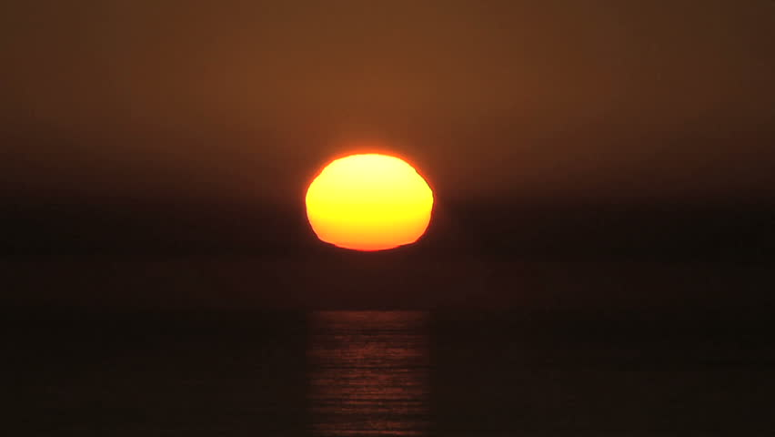 California sunset zooms out | Shutterstock HD Video #25294259