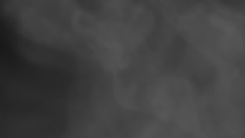 Smoke on a black background in slow motion.  | Shutterstock HD Video #25672286