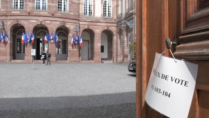 Image Result For Bureau De Vote Strasbourg