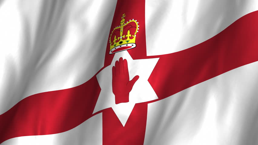 northern ireland flag hd image