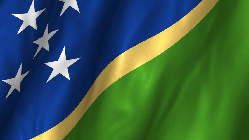 Solomon Islands Flag and Description