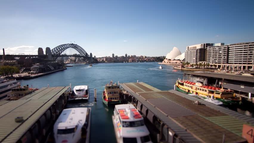 It's a date in Sydney