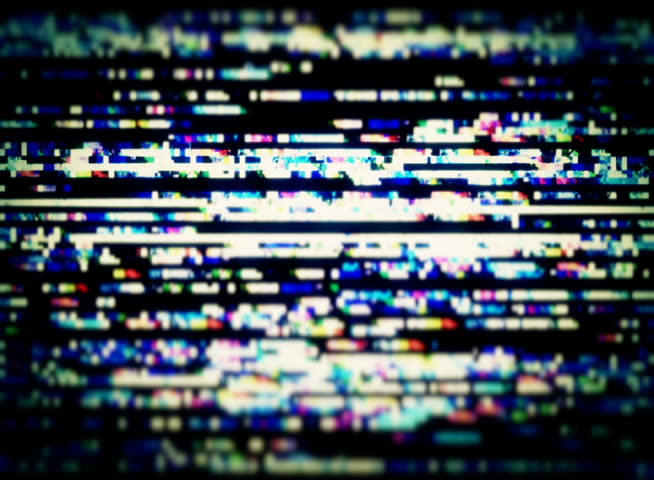 PAL - TV Noise and TV Static fill the screen (Loop).  Formats available: HD-NTSC-PAL - SD stock video clip