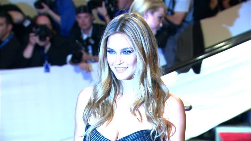 New York, NY - MAY 03, 2010: Bar Refaeli, walks the red carpet at the American Woman: Fashioning a National Identity Costume Institute Gala held at the The Metropolitan Museum of Art