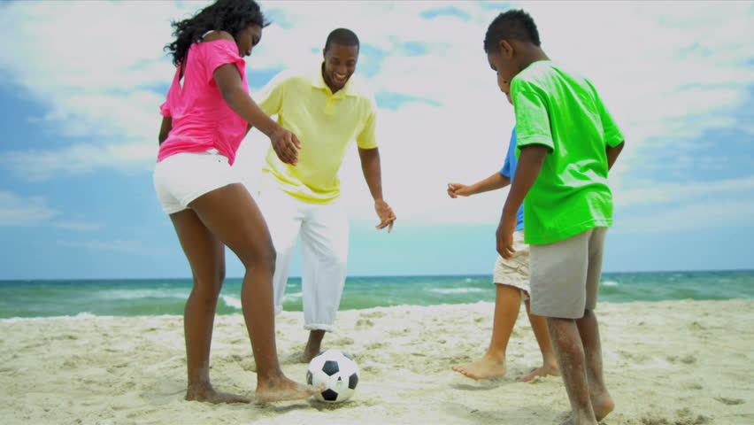 Ethnicity and US youth soccer.
