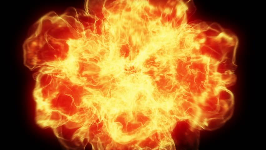 Explosion, alpha   Shutterstock HD Video #3289097