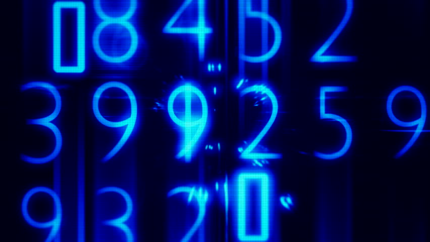 """Abstract Binary Digital Code ( TECHNOLOGY SERiES - 24 )+"""" Thing Different """"+"""" You can find every week new Footage """"+"""" Have a look at the other Footage series """" ( BLUE,ORANGE, GREEN COLOR )"""