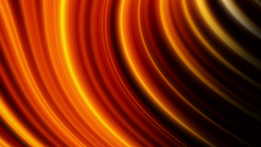 Abstract animated glowing gold background. Seamless loop. More color options available - check my portfolio.
