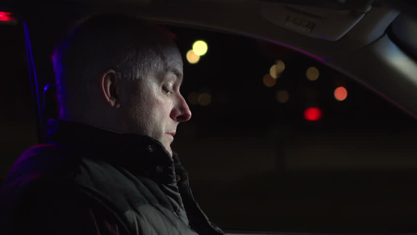 Angry People Getting Pulled Over By Cops : Man gets angry after being pulled over by cop with