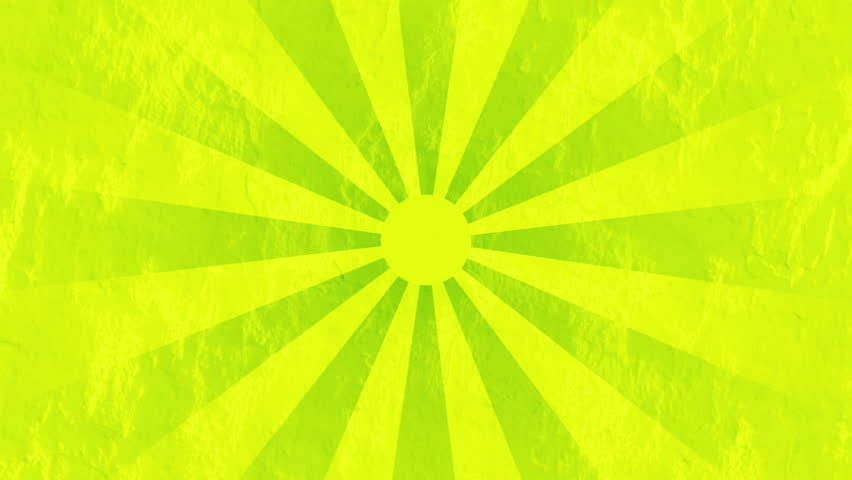 green sunburst background - photo #11