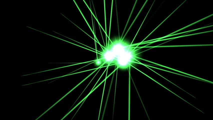 Laser Club - HD stock footage clip
