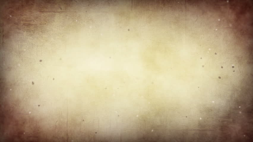 grunge texture and particles loop