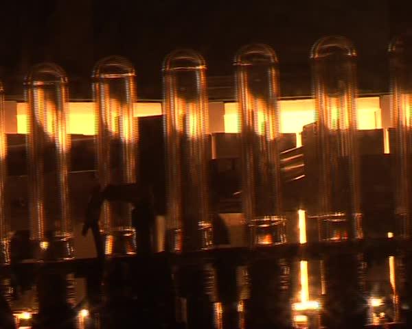 Plastic Bottle Blow Mold Production Injection.