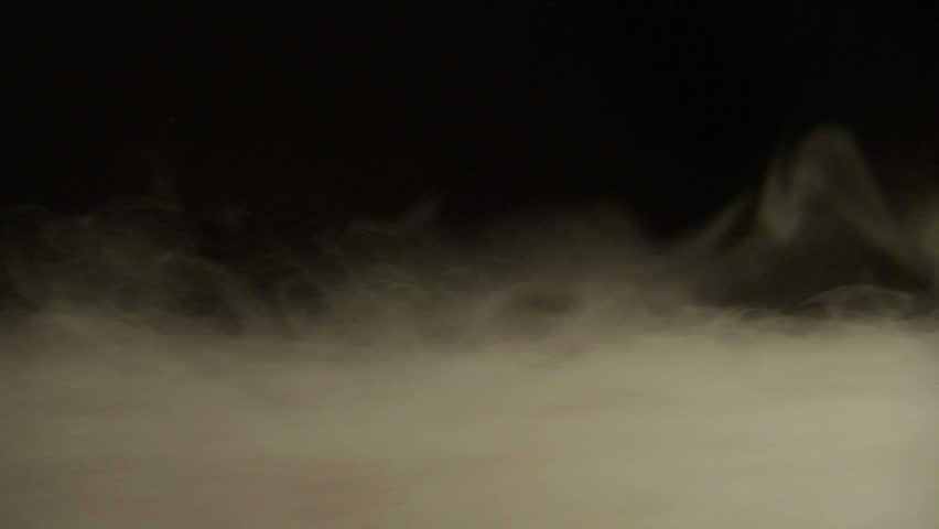 Fog / smoke / dry ice - swirling