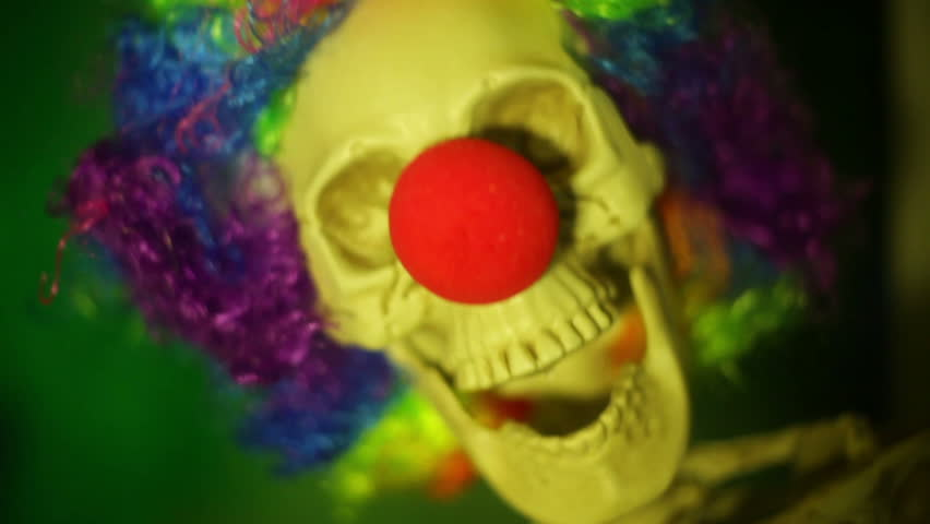 Coulrophobia definition/meaning  Coulrophobia