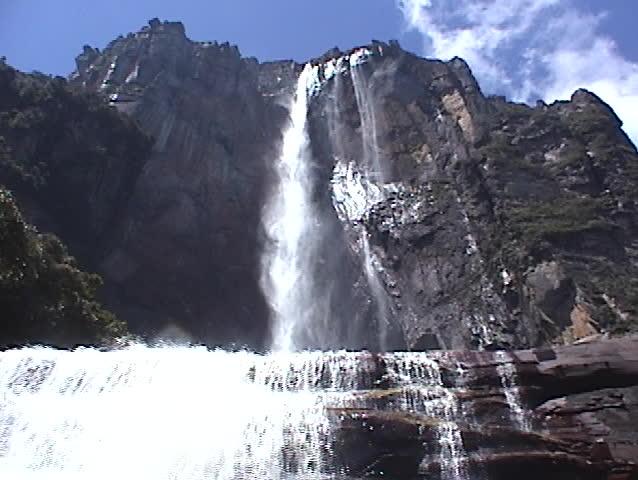 Angel Fall (Canaima N.P., Venezuela) - sound, DV 4:3, Sony TRV 130