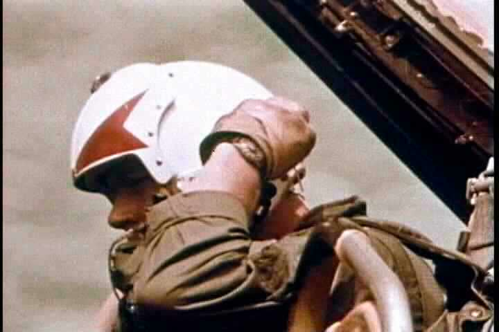 1960s - Air Force personnel start planning a new mission in the Vietnam War in 1967. Includes shots of troops on the ground. - SD stock footage clip