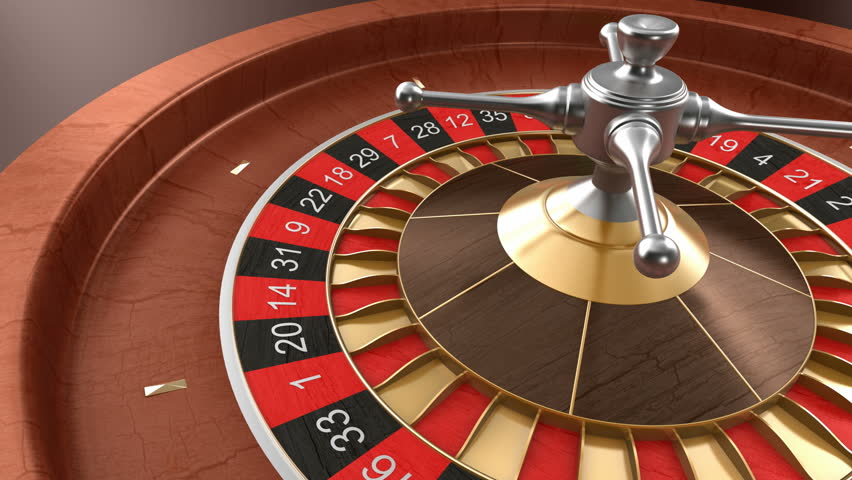 A spinning roulette wheel at a casino has casino download free game software