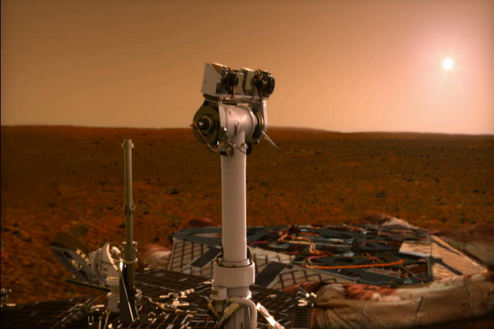 mars rover footage live - photo #49