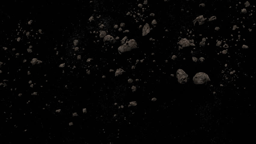 asteroid field hd - photo #11