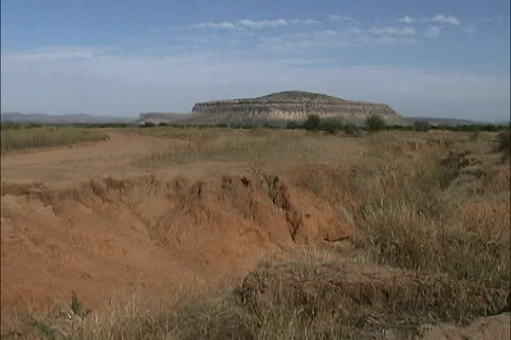Soil erosion in africa stock footage video 871510 for Soil definition geology