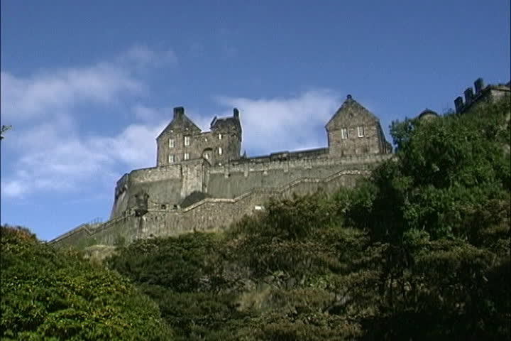 stock edinburgh castle - photo #27