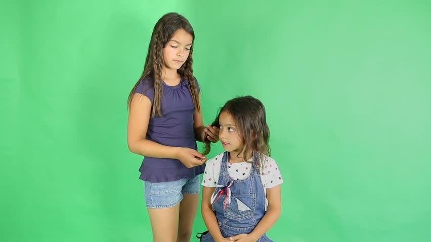 Childrens salon | Shutterstock HD Video #4435868