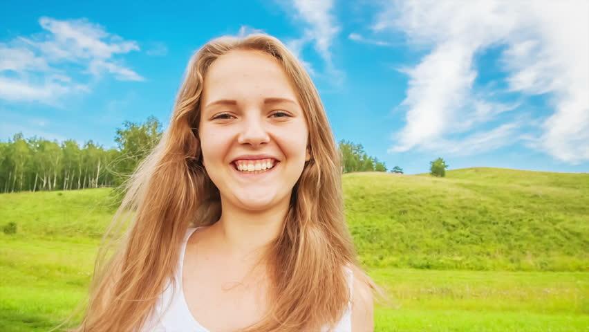 Teenage girls webcam