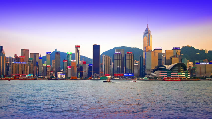 Hong Kong August 4 Famous Attractions Tourists All Over The Place Come Visit The Beautiful