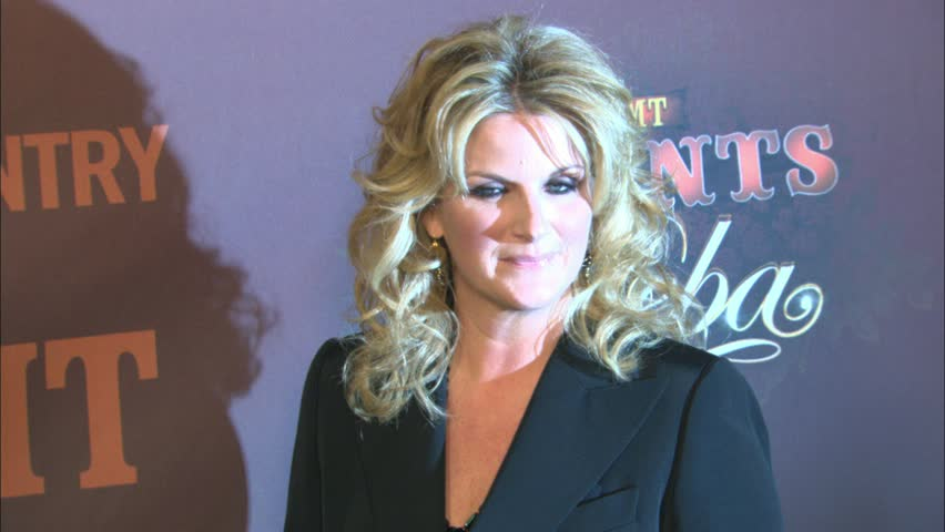 HOLLYWOOD - October 26, 2006: Trisha Yearwood at the CMT Giants Honoring Reba McEntire in the Kodak Theatre in Hollywood October 26, 2006
