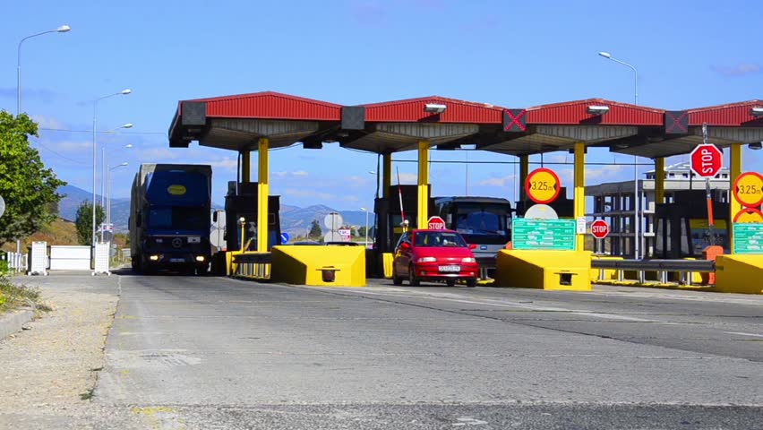 how to pay toll for rental cars