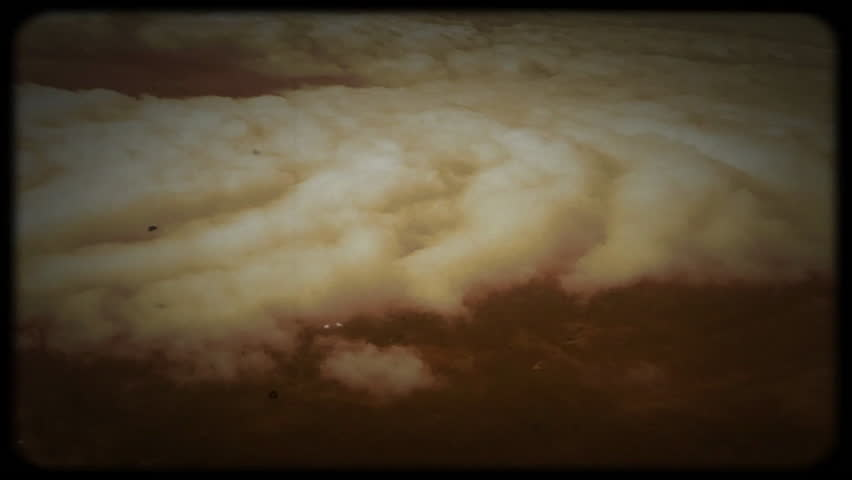 Aerial Clouds 8mm Source: 8mm - HD stock video clip