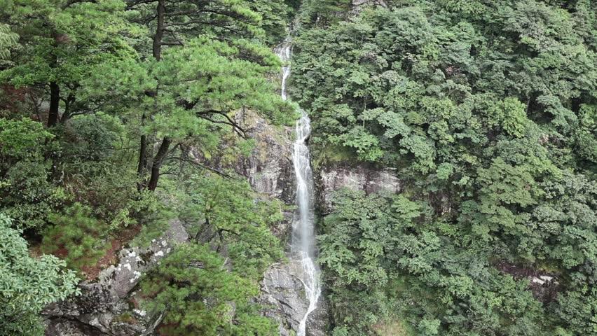 saitip waterfall pusoidao thailand - HD stock video clip