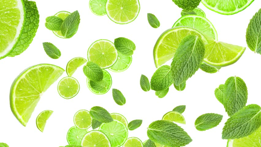 Cocktail citrus theme animation  | Shutterstock HD Video #4748429