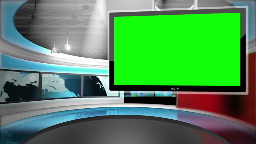 to be used as a virtual background in a green screen or chroma key ...