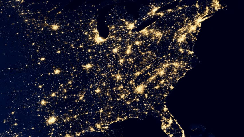 north america from space hd - photo #23