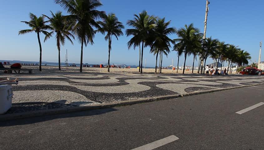 Copacabana, Rio de Janeiro pov