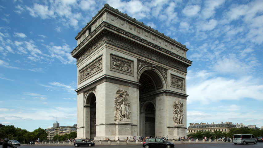 arc de triomphe hd - photo #36