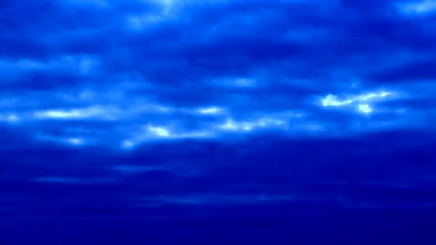 This is natural slow video of Flying Flock Of Birds (Doves) In Magical Dark Blue Sunset Sky. Natural video with bright colors! You can use it in your original projects, as websites background - HD stock footage clip