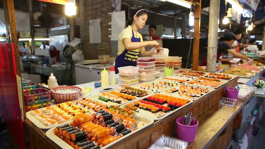 Thai Restaurant Near Fresh Market