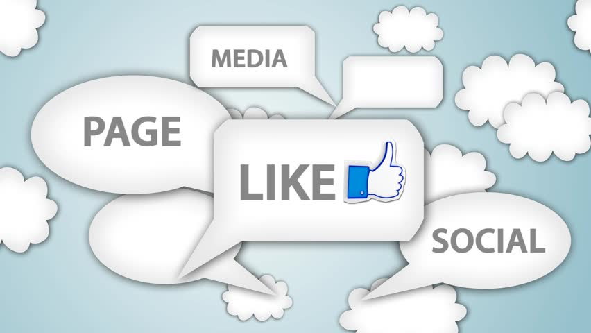 Like, Follow, And Join us ! Animation | Shutterstock HD Video #5008826