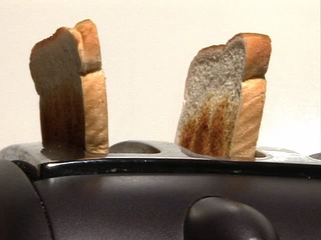 Toaster 2 stainless polished slice