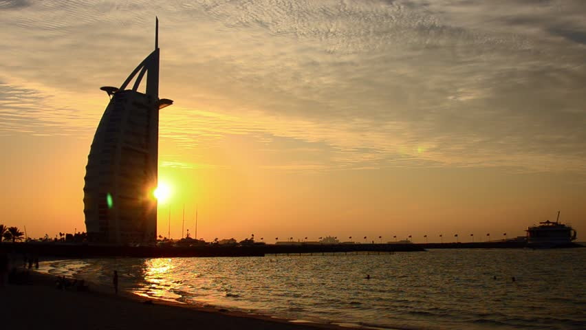 Dubai, United Arab Emirates - 7/23/13 - Worlds only 7 star